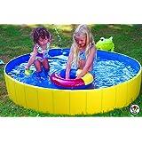 Robuster Pool, Kindergarten Planschbecken: Amazon.de