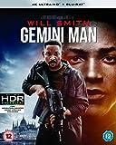 Gemini Man (4K + Blu-ray) [2019] [Region Free]