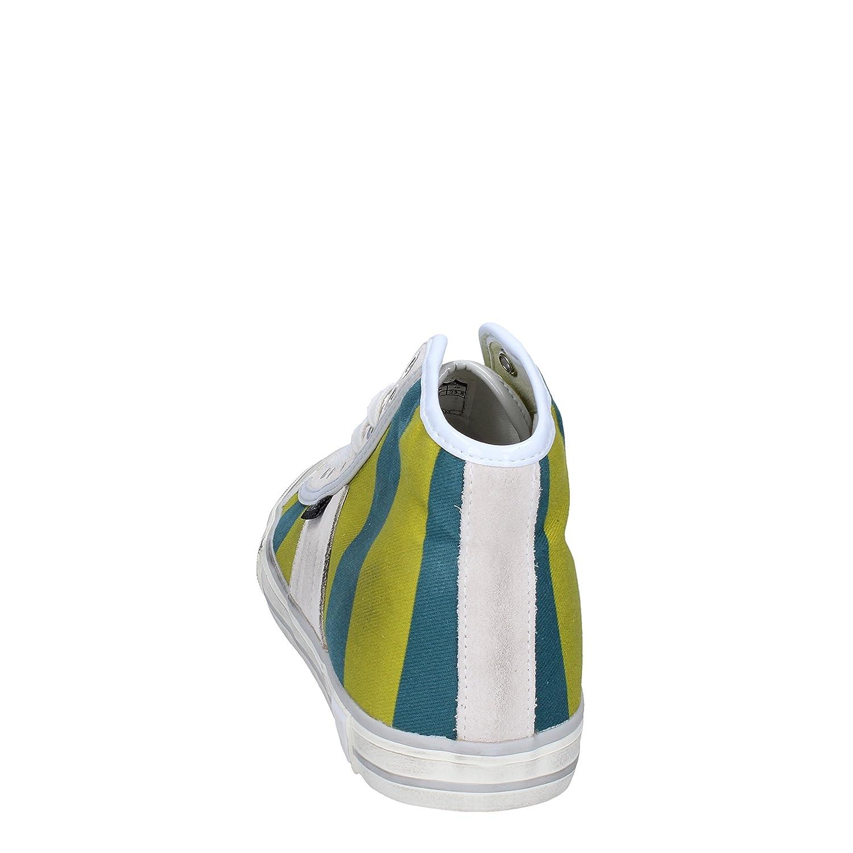 D.a.t.e.. D.a.t.e.. D.a.t.e.. (Date Turnschuhe Damen Textil grün 5af991