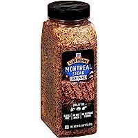McCormick Grill Mates Montreal Steak Seasoning, 29 oz