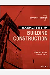 Exercises in Building Construction Kindle Edition