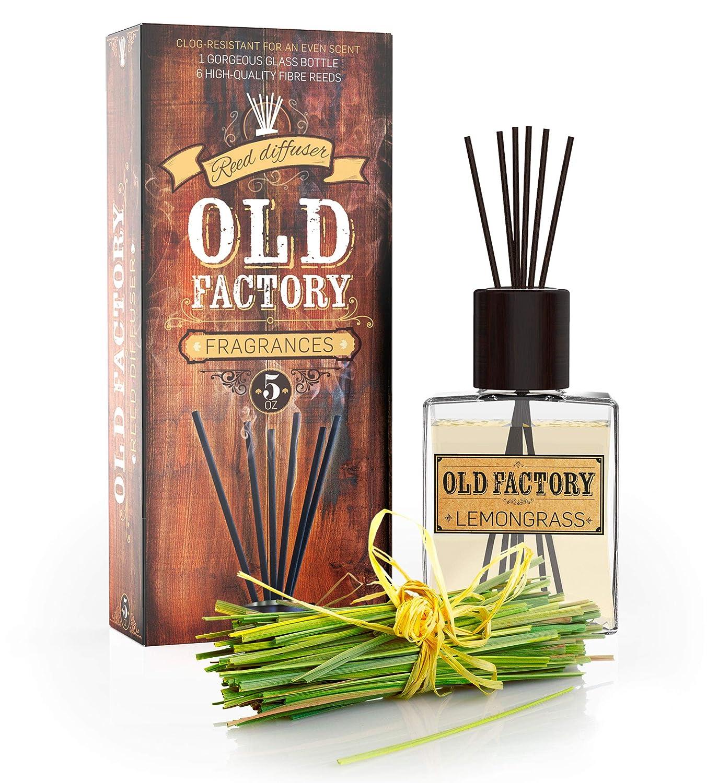 Old Factory Lemongrass Diffuser