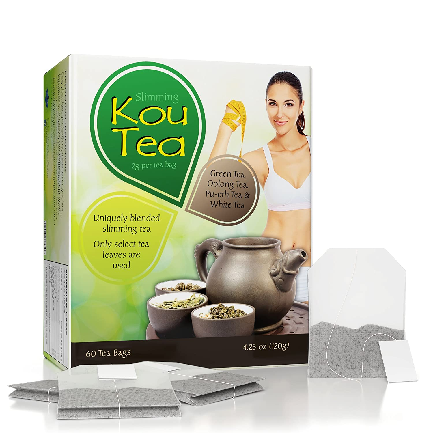Kou Tea Reviews - The Best Herbal Solution for Obesity 1