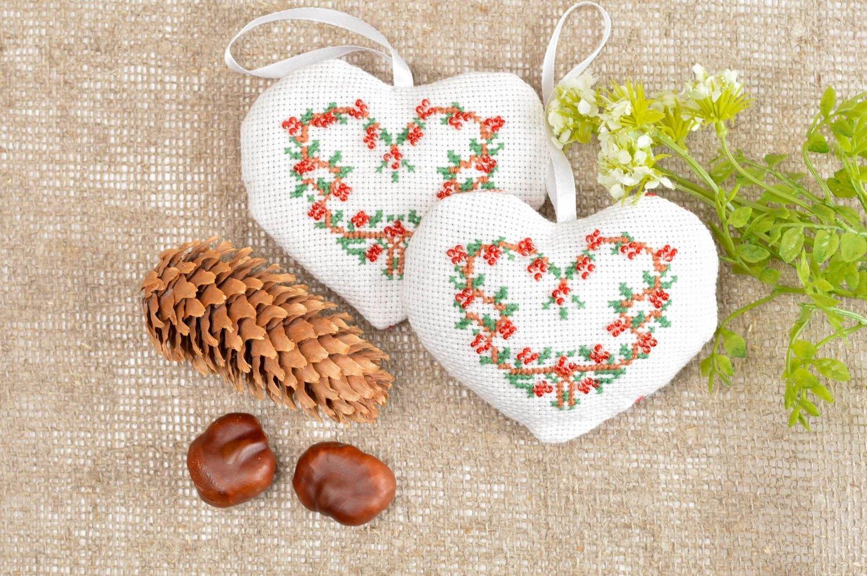 Handmade Designer Cute Sachet aromatized hangings 2 Soft Toys for Home