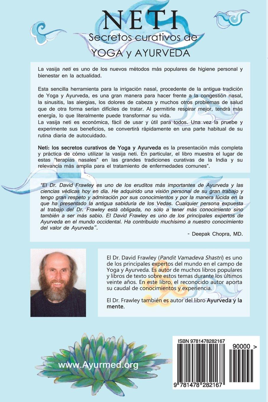 Neti: Secretos curativos de Yoga y Ayurveda (Spanish Edition ...