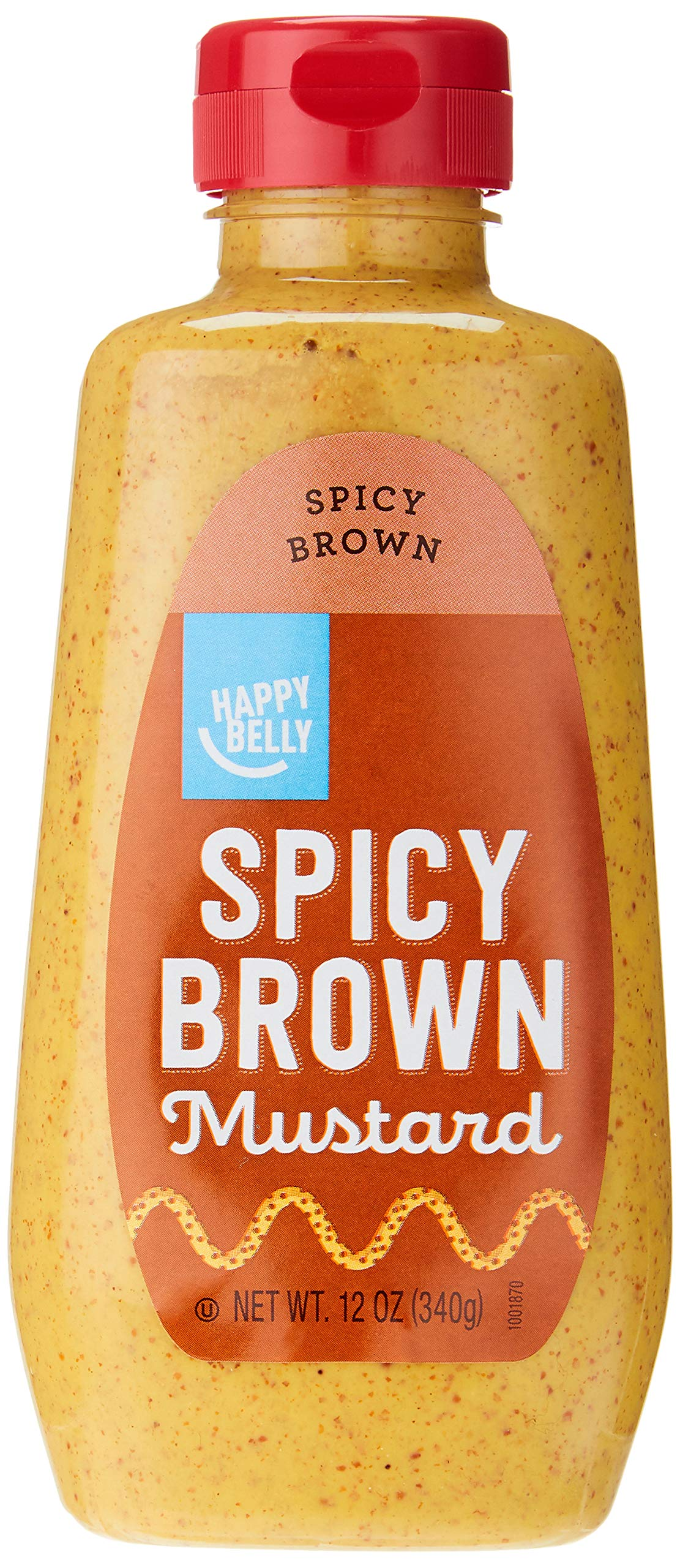 Spicy Brown Mustard 12 oz.