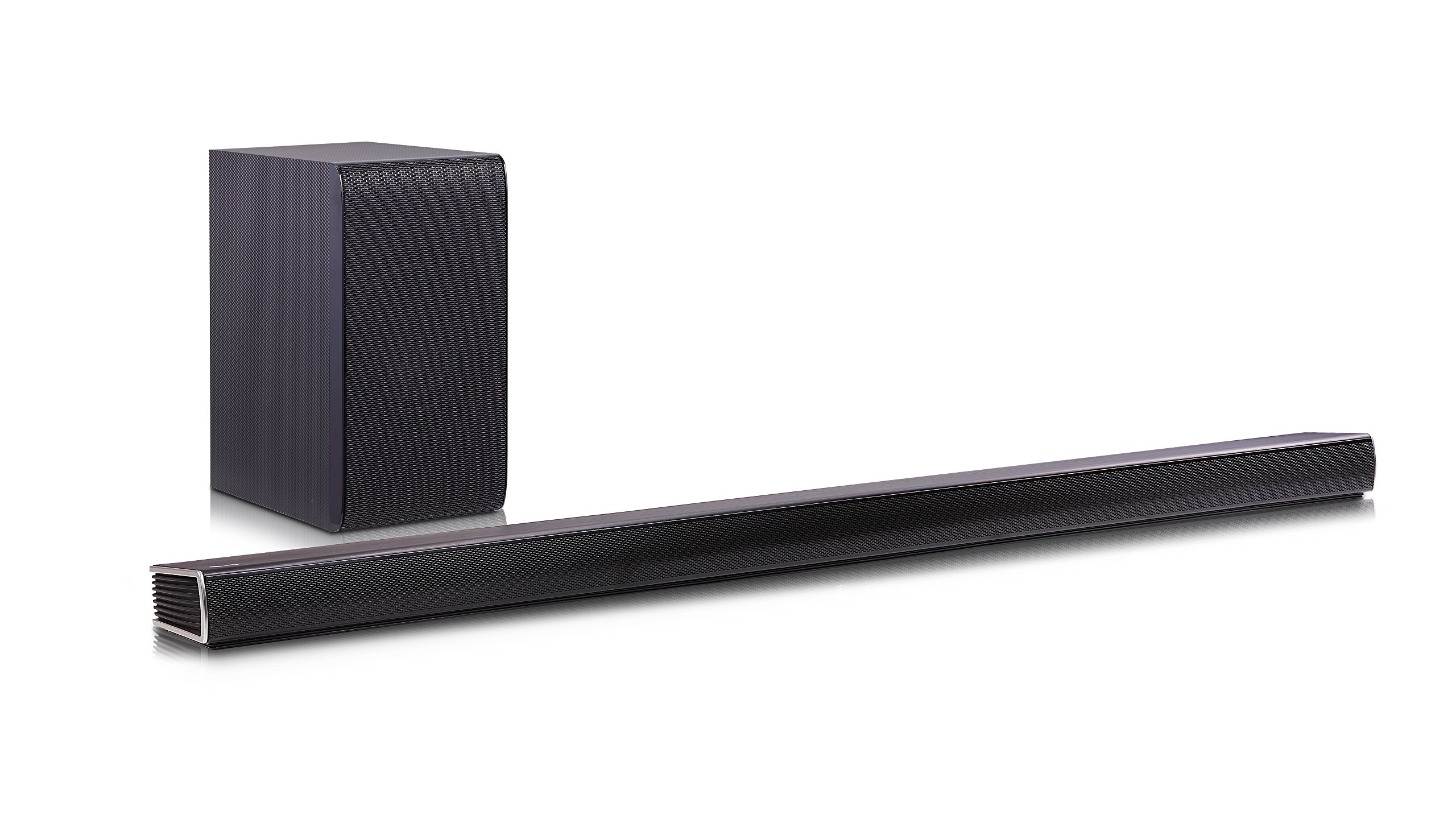 LG Electronics SH7B 4.1 Channel 360W Sound Bar with Wireless Subwoofer (2016 Model) by LG