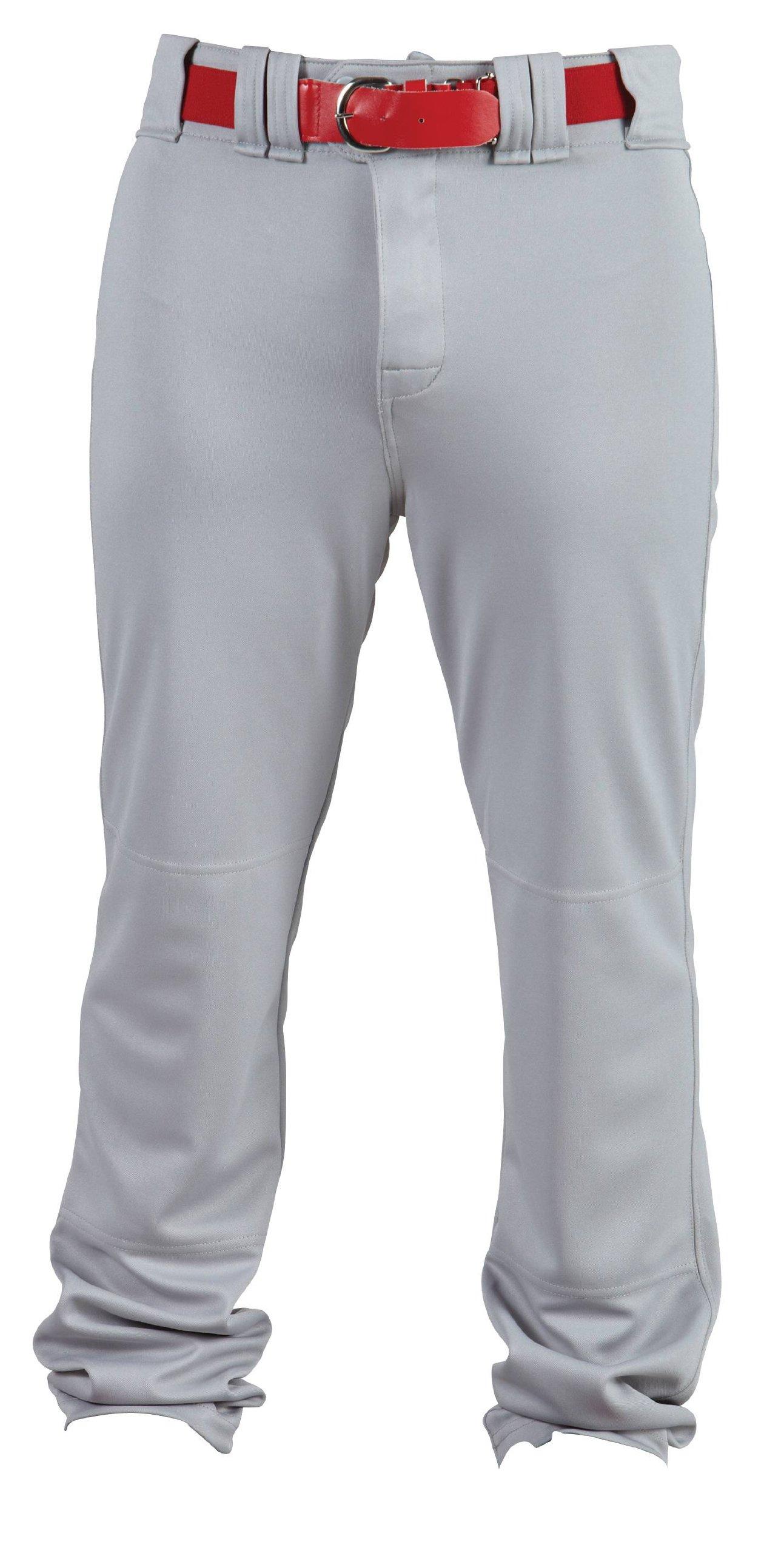 Rawlings Men's Premium Unhemmed PPU140 Pant, Blue Grey, 44X37