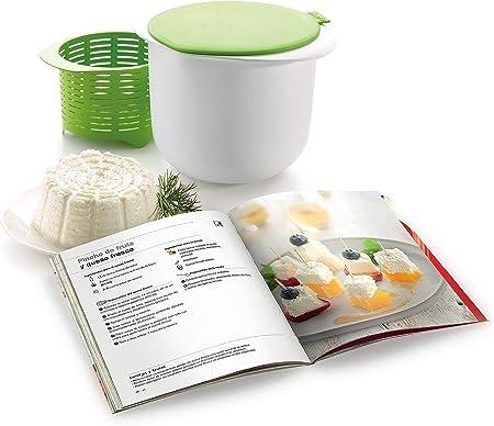 El libro hay 24 recetas creadas por la Fundación Alícia que te inspiraránpara disfrutar del queso f