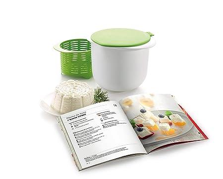 Compra Lékué - Kit para elaborar queso fresco y libro de recetas ...