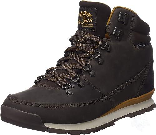 The North Face Back to Berkeley Redux Leather, Chaussures de Randonnée Hautes Homme