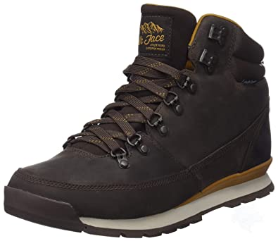 c052d68c8 Amazon.com | The North Face Back to Berkeley Redux Leather Boot Mens | Boots