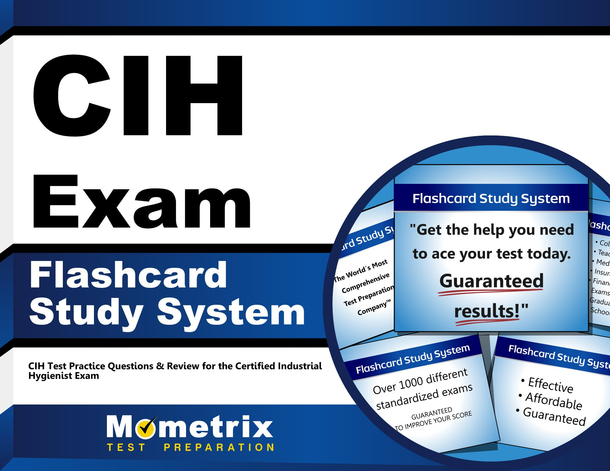 Cih Exam Flashcard Study System: Cih Test Practice Questions and ...