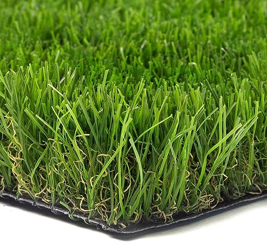 STI - Césped sintético transitable imitación Hierba Alfombra césped césped césped césped jardín 4 Colores 30 40 50 mm: Amazon.es: Jardín