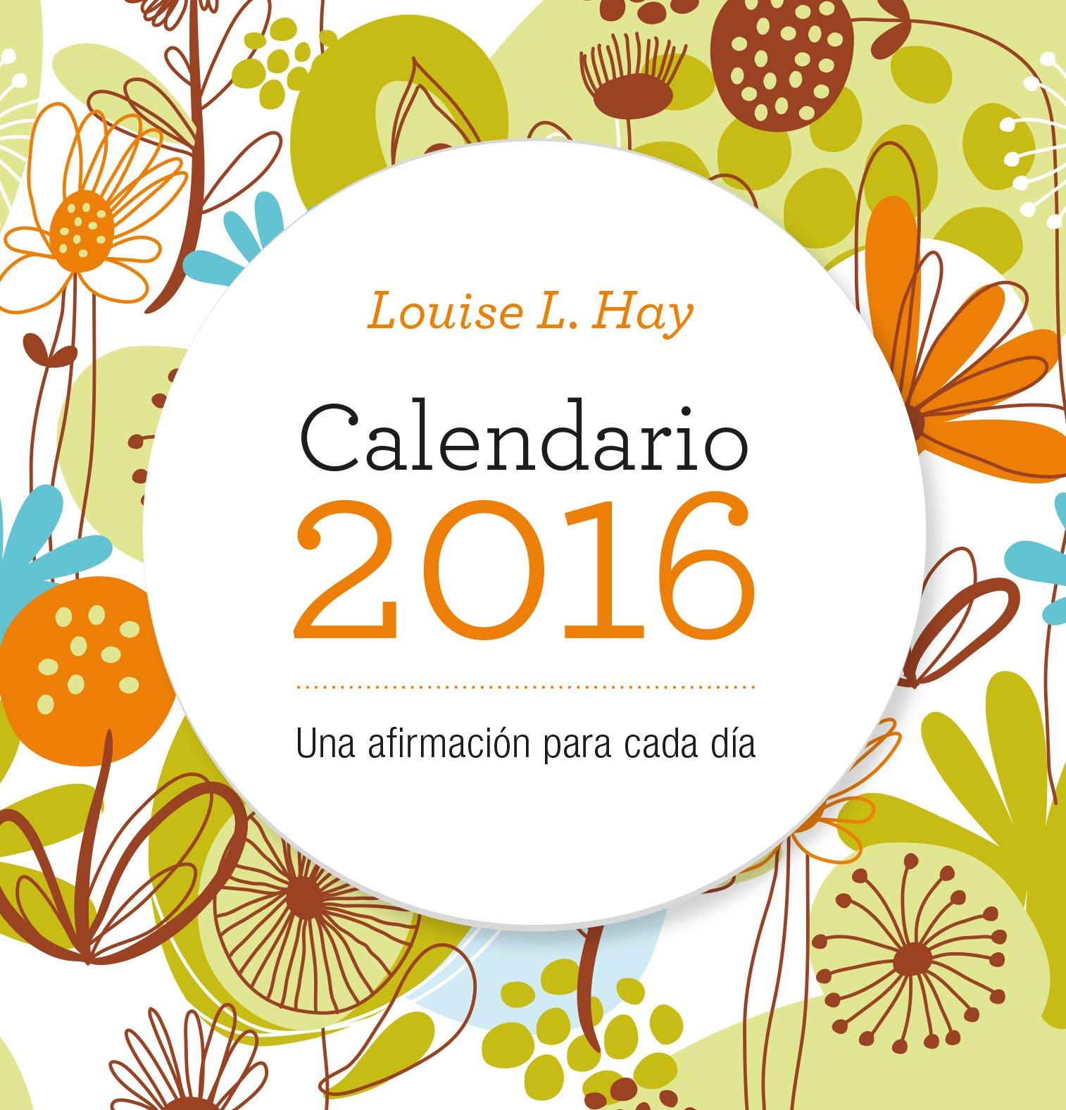 Calendario Louis Hay 2016 Spanish product image