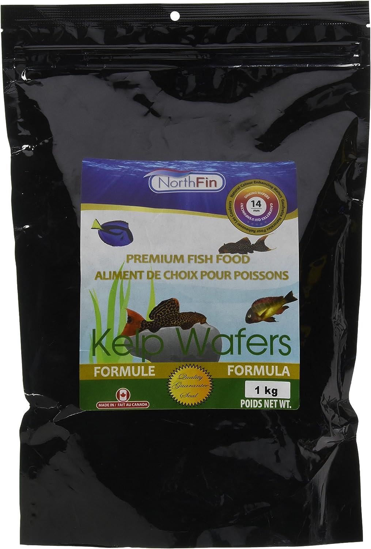 Northfin Food Kelp Wafers 14Mm 1Kg Package