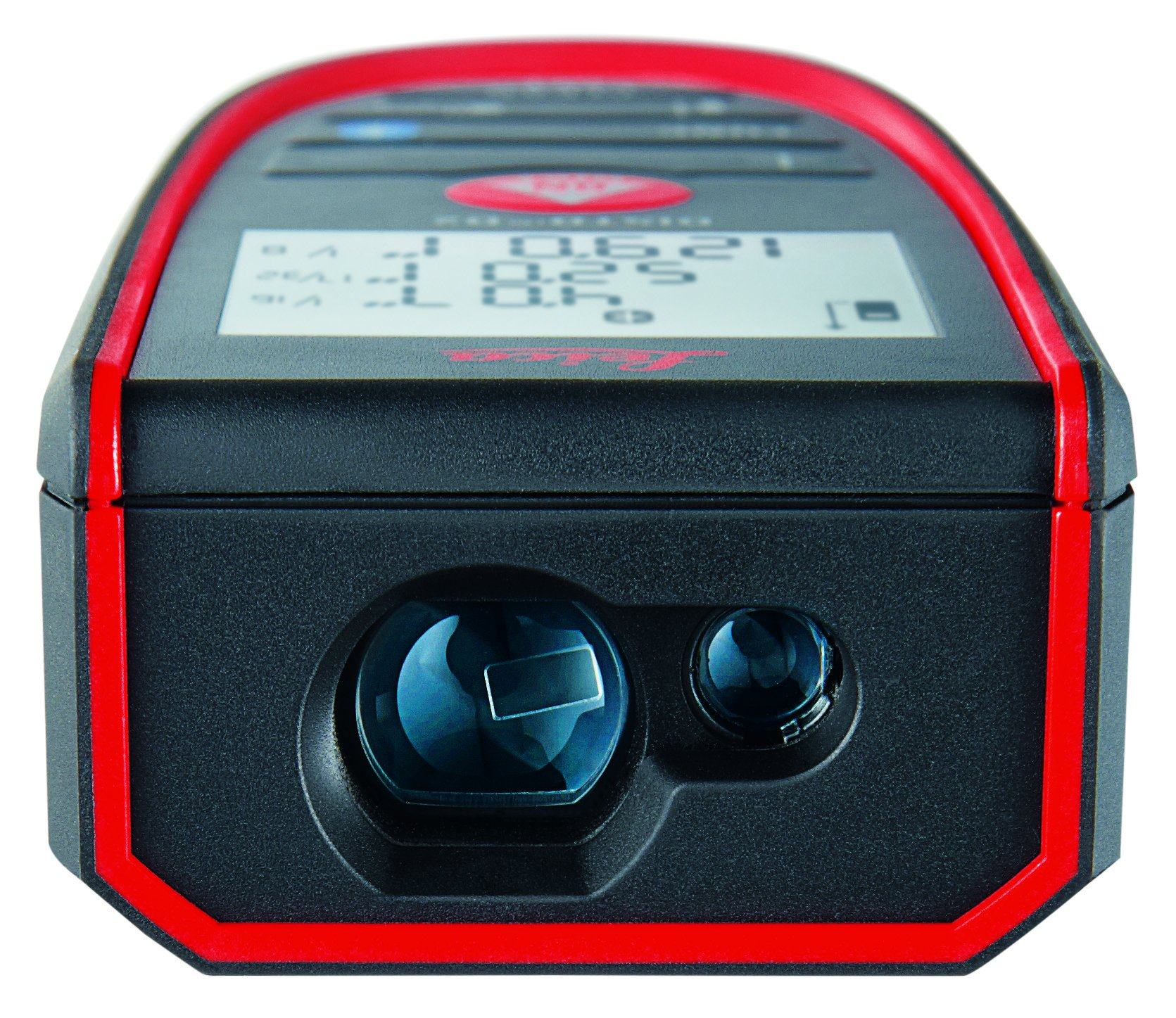 Leica DISTO D2 New 330ft Laser Distance Measure with Bluetooth 4.0, Black/Red by Leica Geosystems