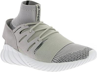 Adidas Originals Tubular Doom Primeknit baskets gris S80102