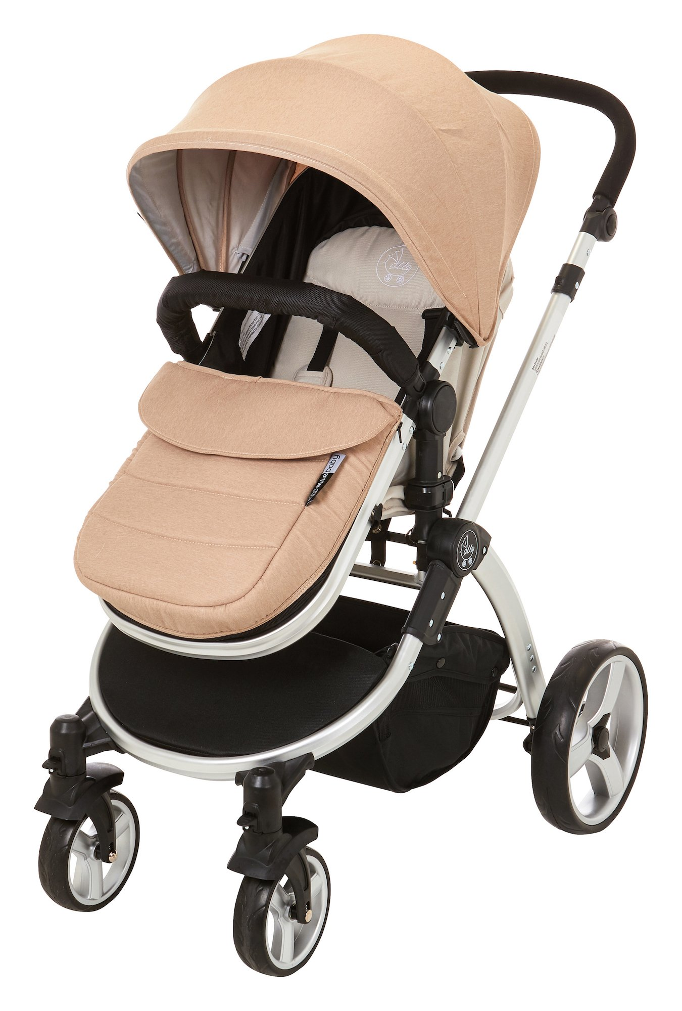 Elle Baby Journey Convertible Stroller, Sand by Elle Baby