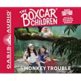 Monkey Trouble (Library Edition) (Volume 127) (The Boxcar Children Mysteries)