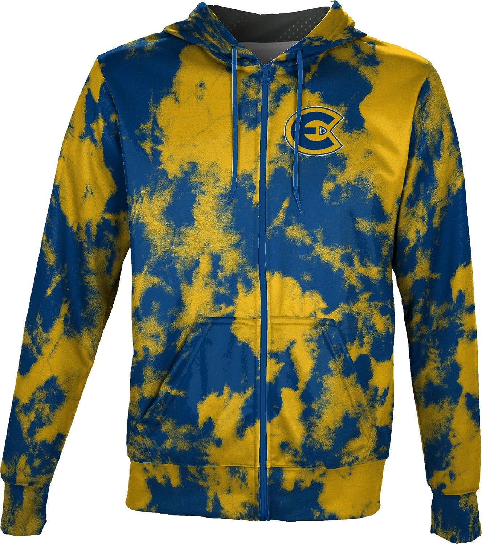 Grunge ProSphere University of Wisconsin-Eau Claire Boys Full Zip Hoodie
