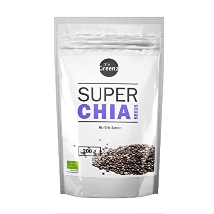 mygreenz Super Gia Seeds 200 g: Amazon.es: Salud y cuidado ...