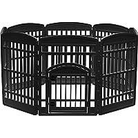 IRIS USA 34'' Exercise 8-Panel Pet Playpen with Door
