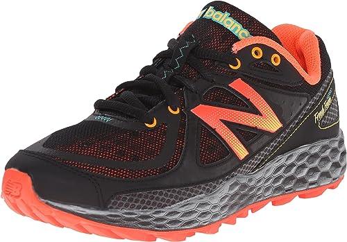 New Balance Wthieri - Zapatillas de running Mujer, Negro - Noir (Black/Orange/952), 5 C/D US: Amazon.es: Zapatos y complementos