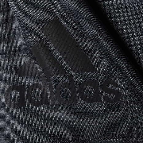 Adidas Climaheat FZ Hoodie heat dark grey melbold orange