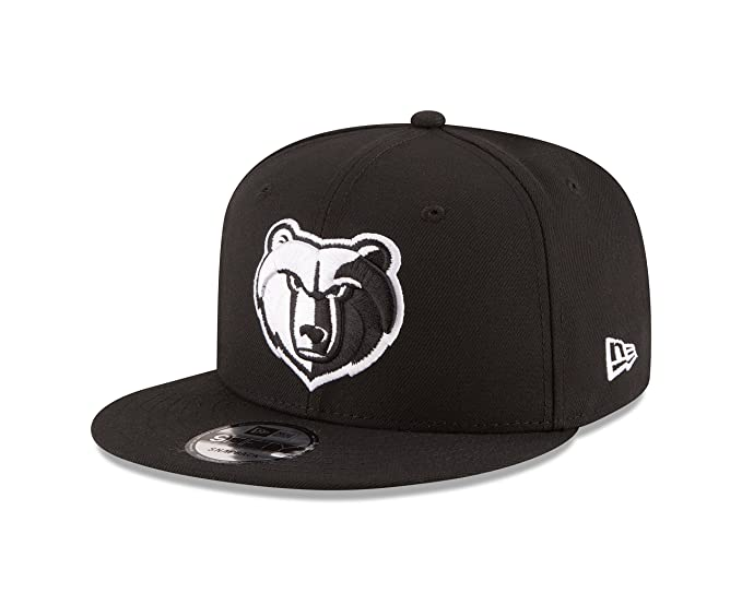Amazon.com  New Era NBA Memphis Grizzlies Men s 9Fifty Snapback Cap ... e31bbfcfb0f