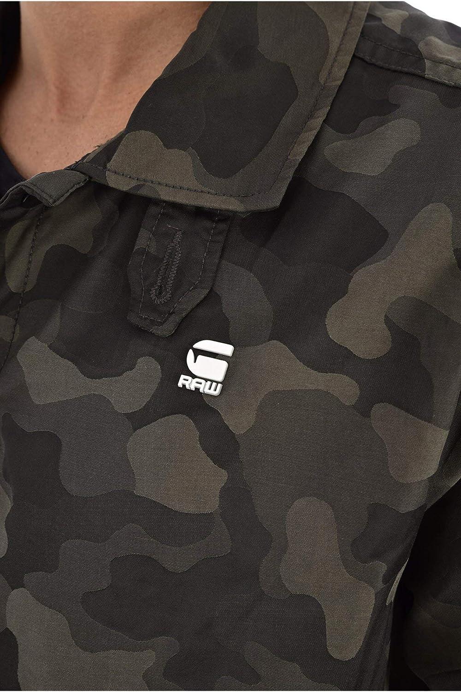 Veste fine camouflage D02429 8120 6137 hedrove G star