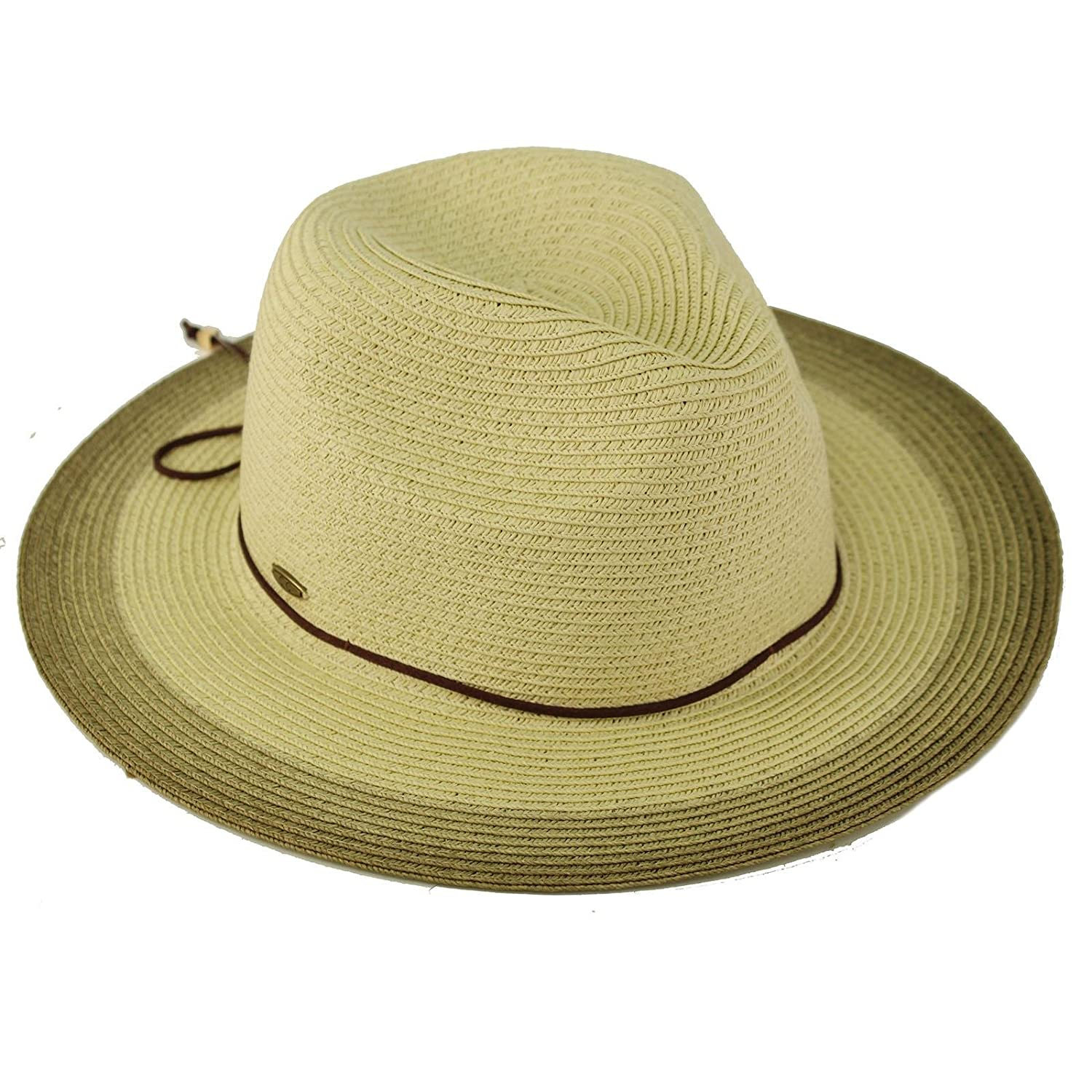 2fe911b7d8529 ... Summer Beach Pool Dress Sun Hat. Wholesale Price 14.95 80% Paper braid  20% Polyester Size  One size for teens and ladies w  adjustable interior ...