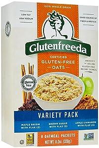 Glutenfreeda Oatmeal, Variety Pack 11.02 oz