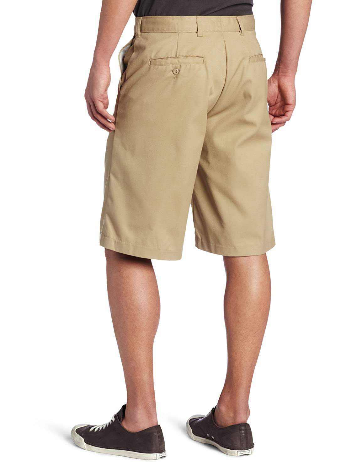 Dickies Young Mens Flat-Front Short