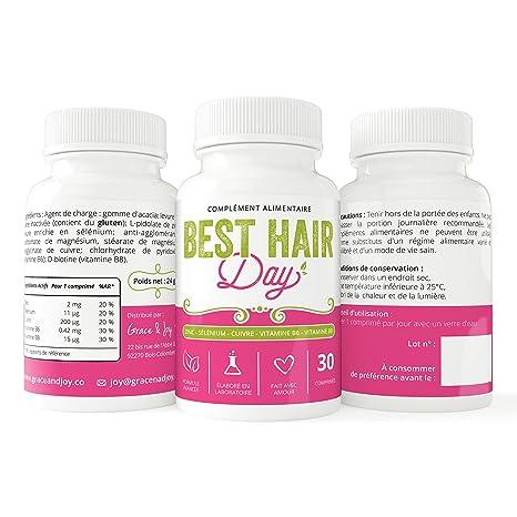 Vitamine b6 pousse de cheveux
