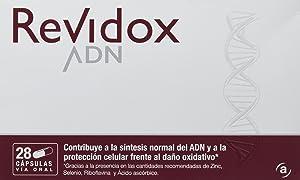 Revidox ADN NUEVO, 28 cápsulas+REGALO 14Cápsulas: Amazon.es ...