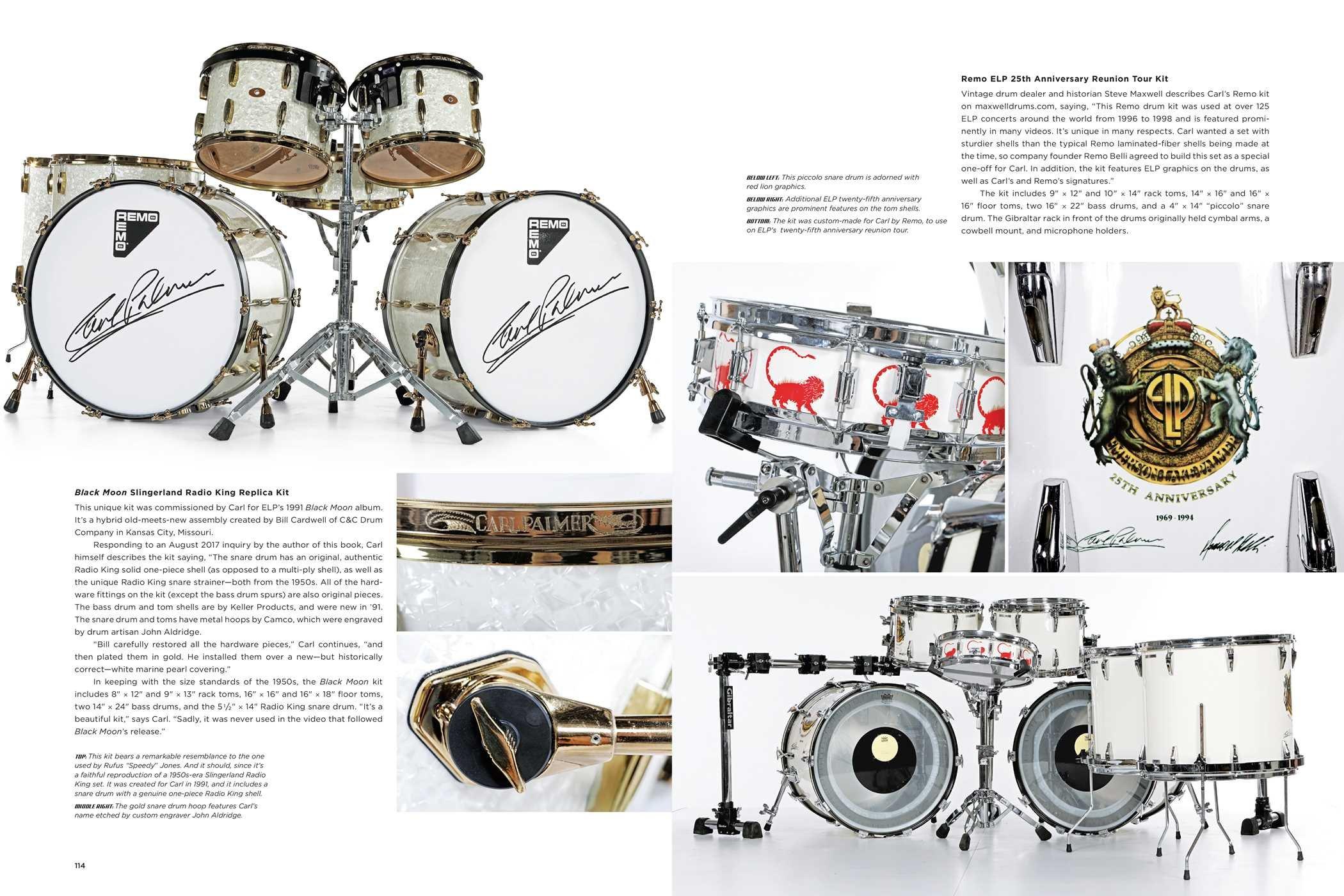 CRASH  The World s Greatest Drum Kits From Appice to Peart to Van Halen   David Frangioni 3b39ac4b3
