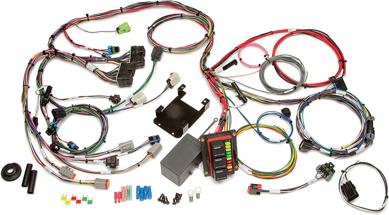 painless performance wiring diagram water pump amazon com painless performance 60250 diesel engine harness for  amazon com painless performance 60250