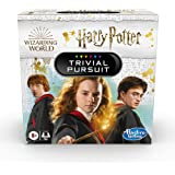 Hasbro Gaming Trivial Pursuit: Wizarding World Harry Potter Edition Compact Trivia Game for 2 or More Players, 600 Trivia Que