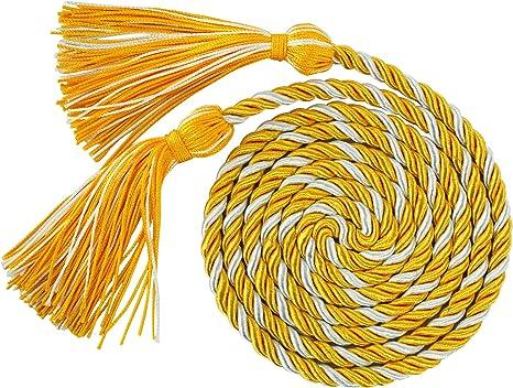 GraduationMall Graduation Honor Cord 68 MaroonWhite