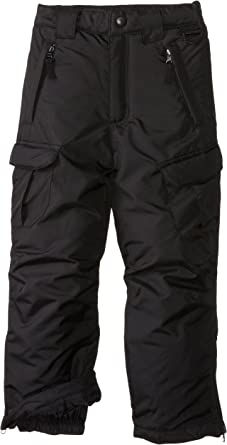 Arctic Quest Youth Ski Pants Olive Camo Sz Small NEW