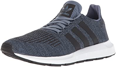 Adidas Men's Swift Run Shoes,raw Steel s, core Black, FTWR White,
