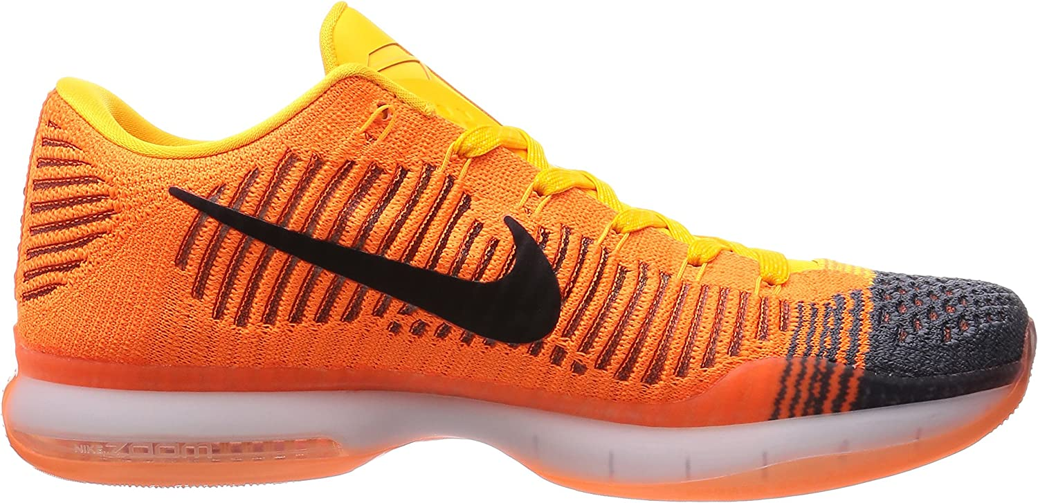Nike Mens Kobe X Elite Low Basketball Shoes