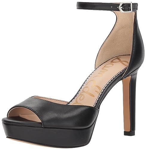 5f9a94d30f0 Sam Edelman Women's Jerin Heeled Sandal