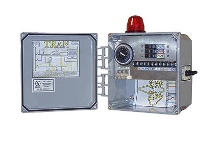 tran-t aeróbico sépticos Panel de control con temporizador 3 ...