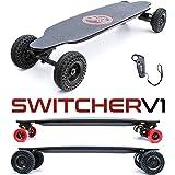 Evo-Spirit Switcher V1 - Skate électrique Convertible - Lithium 10,5A.h