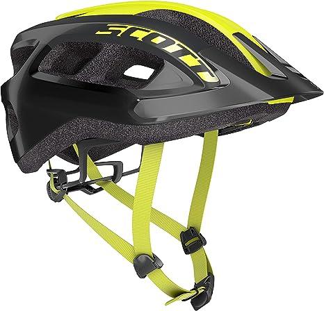 Scott 275211 - Casco de Bicicleta Unisex para Adulto, Color Negro ...