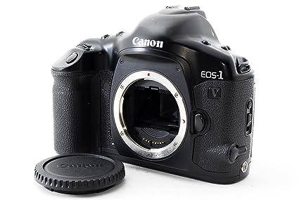 Canon EOS-1v 35mm SLR Camera Body 2043A005 cámara para Deporte de ...