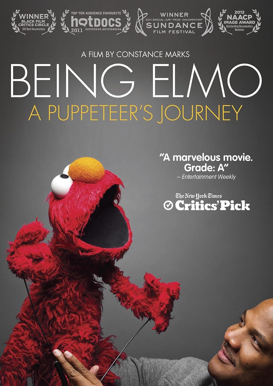 Kijk achter de schermen bij Being Elmo: A Puppeteer's Journey