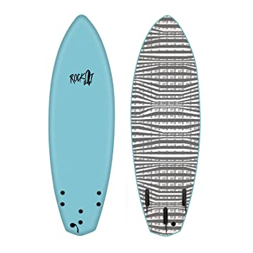Rock-It 6 Esperanza Tabla de Surf Azul